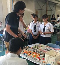 2017.8月 天竜厚生会さんでのお仕事風景を見学したよ!