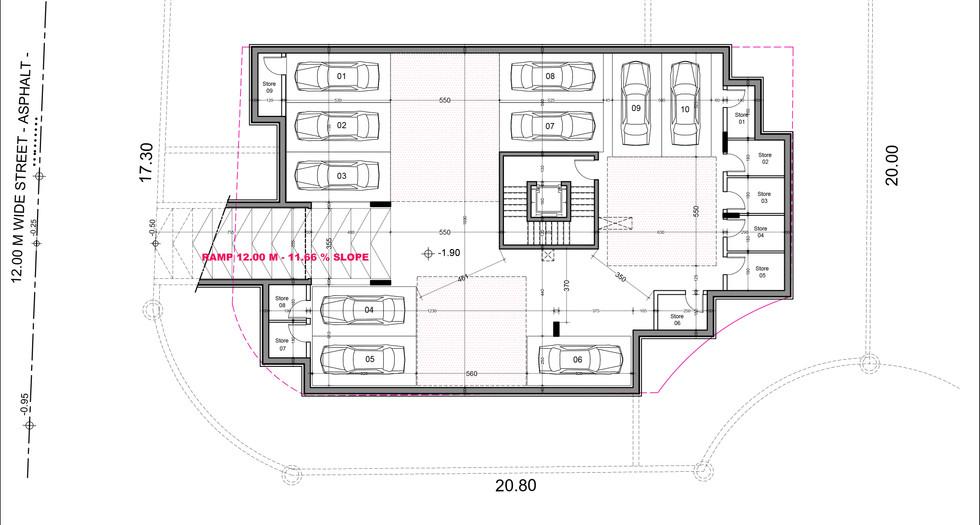 Basment Floor Plan