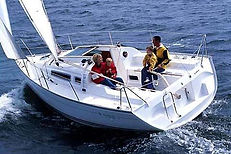 Sun Odyssey 26 Yacht rental