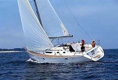 Sun Odyssey 42.2 Yacht rental