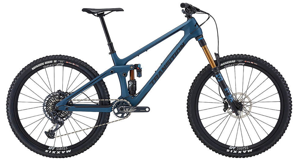 Transition Scout Midnight Blue X01