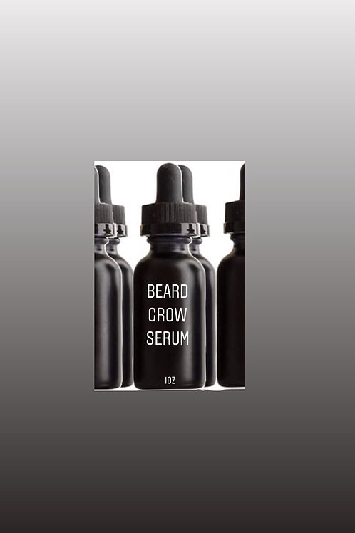 Hand made with love Beard Grow Serum