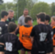 Summer rugby camp at Guidford RFC
