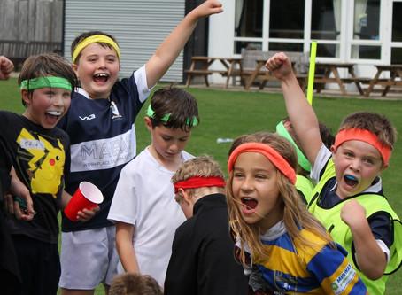 30 Day Rugby Challenge (children)