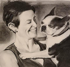 Portrait Commission in Charcoal