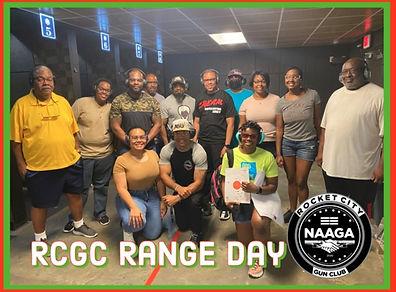 RCGC RANGE DAY BULLET & BARREL - 22 MAY