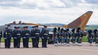 6 Squadron Royal Air Force 100th Birthday Parade