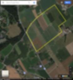 Google Maps La Lovie Aerodrome