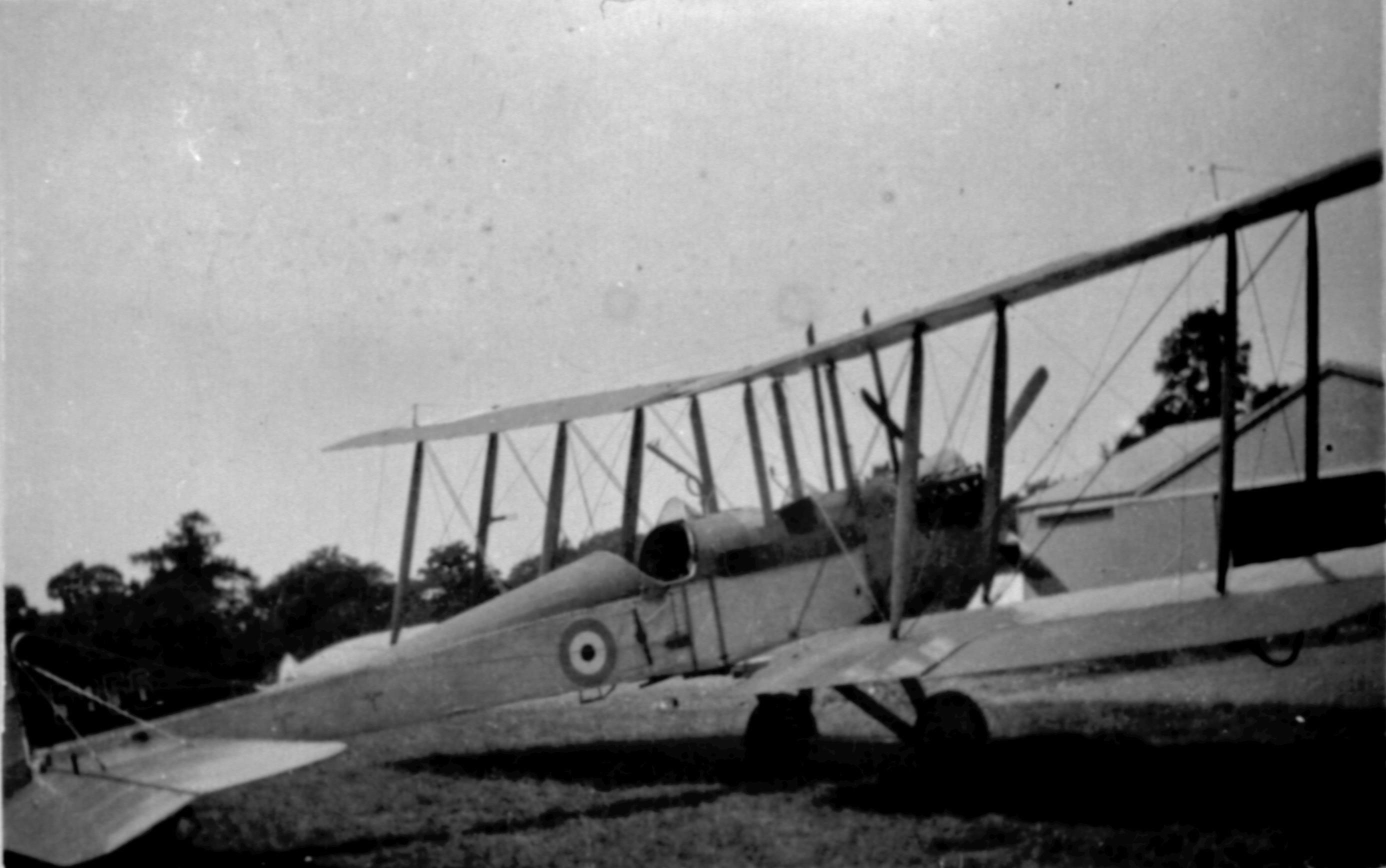 Royal Aircraft Factory BE2c