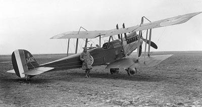 Royal Aircraft Factory RE8
