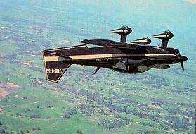 Steve Buster Johnson barrel-rolling a Robin R2160 (1983)
