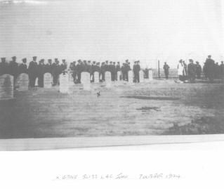 Grave Restoration at Habbaniya War Cemetery