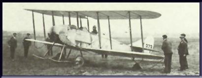 Royal Aircraft Factory BE8