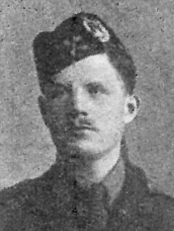 2nd Lieutenant Edgar Bissett 6 Squadron Royal Flying Corps