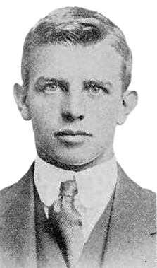 Lt Cato Geoffrey 6 Squadron Royal Flying Corps