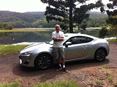 Replacement GT86 after first one was written off
