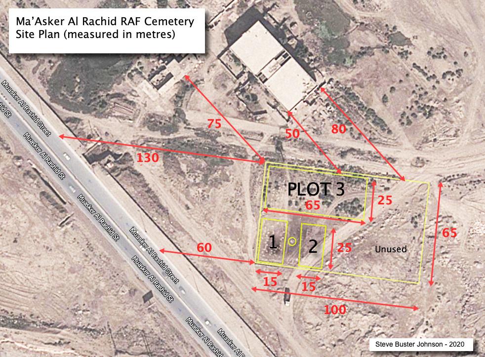 Ma'Asker Al Raschid RAF Cemetery