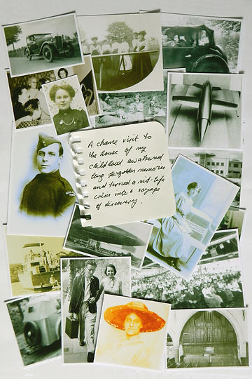 Image of the rear cover of 'Leaning on a Lamp Post', an autobiography written by Steve Buster Johnson of an early period of his childhood in post-WW2 London