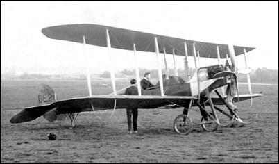 Royal Aircraft Factory BE2