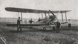 Royal Aircraft Factory RE1