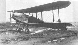 Royal Aircraft Factory RE5