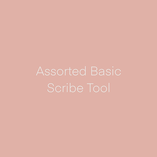 Assorted Basic Scribe Tool