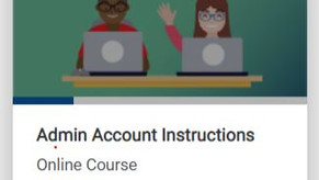 The Admin Accounts Instructions Course: Quickly Learn to Use the ABSORB Learning Management System