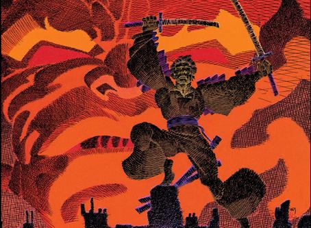 The Original Samurai Jack  (Ronin by Frank Miller)