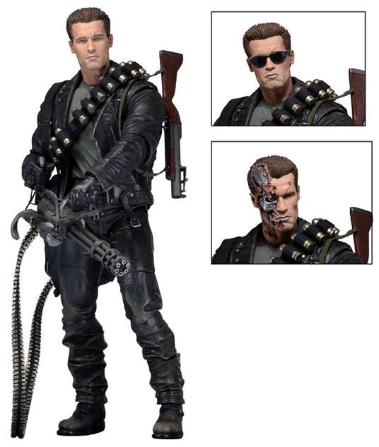 Terminator 2 T-800 Ultimate NECA