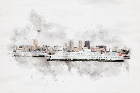Transform your photos into custom watercolor art