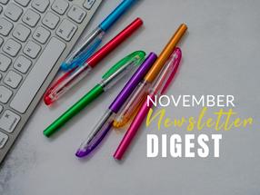 November's Newsletter