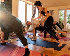 Photography for yoga instructors