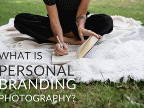 What is Personal Branding Photography?