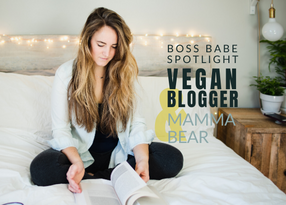 SPOTLIGHT: Vegan Blogger & New Mamma Bear