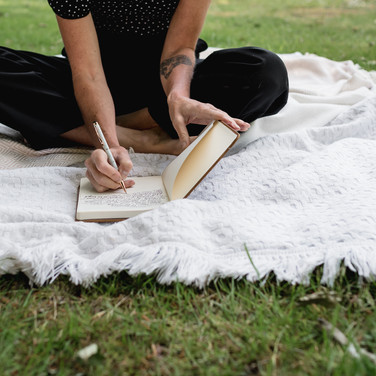 Journaling with Vegan Homeopath near Liverpool