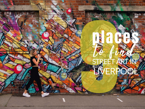 9 Places to find Street Art in Liverpool