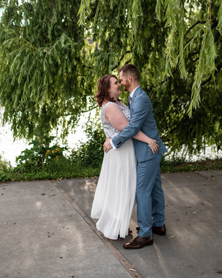 Elopement-Photographer-Liverpool-garden-