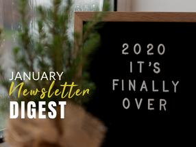 January's Newsletter