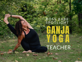 Personal Branding Photography Session with Ganja Yoga Instructor & Hiker