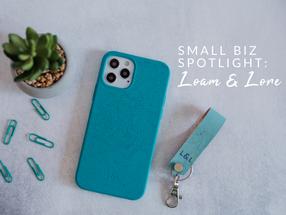 SMALL BIZ SPOTLIGHT: Compostable Phone Cases & Travel Mugs