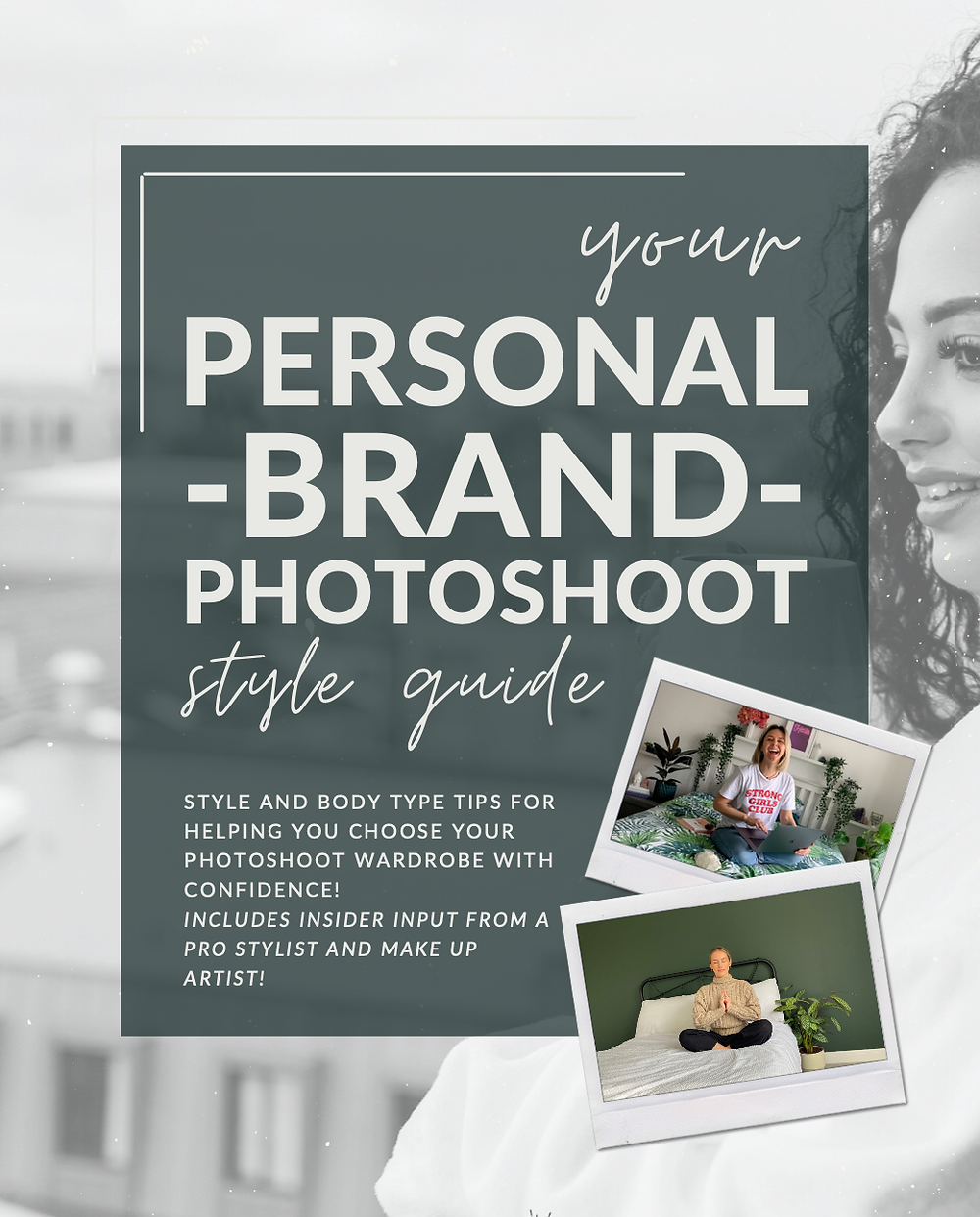 Brand Photoshoot Style Guide Cover Image
