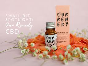 SMALL BIZ SPOTLIGHT: Vegan CBD Company & Zero Waste Advocate