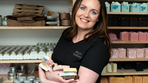 Photoshoot with Liverpool Eco-Friendly, Cruelty-Free Soap Maker