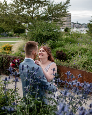 Elopement-Photographer-Liverpool-garden.
