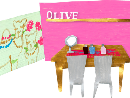 OLIVEを紹介していただきました♡