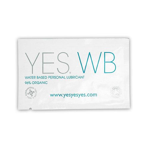 YES インティメイト・ウォーターローション WB 7mlピロー
