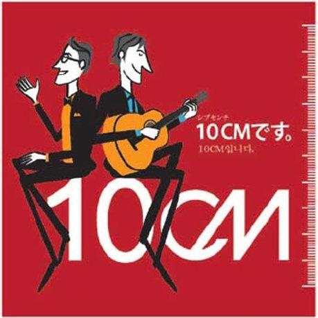 「10CMです。」10CM