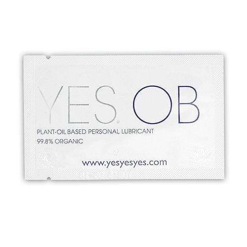 YES インティメイト・オイルローション OB 7mlピロー