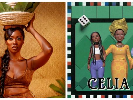 New Music: Tiwa Savage - Celia [ALBUM]