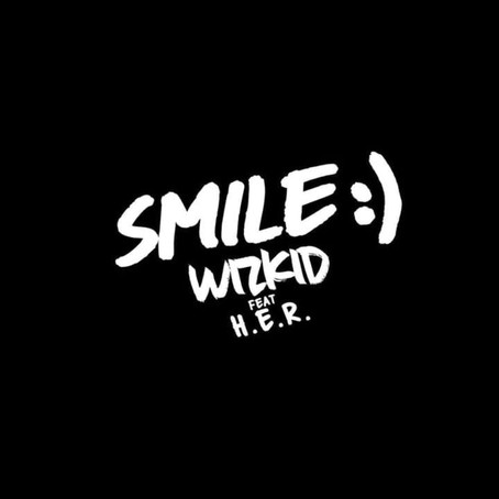 """Wizkid releases new single, """"Smile"""" featuring H.E.R"""